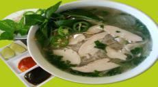 Menu - Noodle Soup (Pho)
